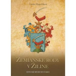 Zemianske rody v Žiline