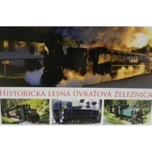 Historická lesná úvraťová železnica