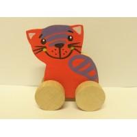Mačka na kolieskach