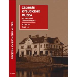 Zborník Kysuckého múzea 1-2/2020