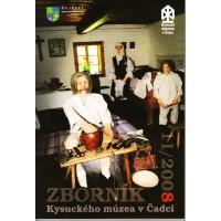 Zborník Kysuckého múzea 11/2008